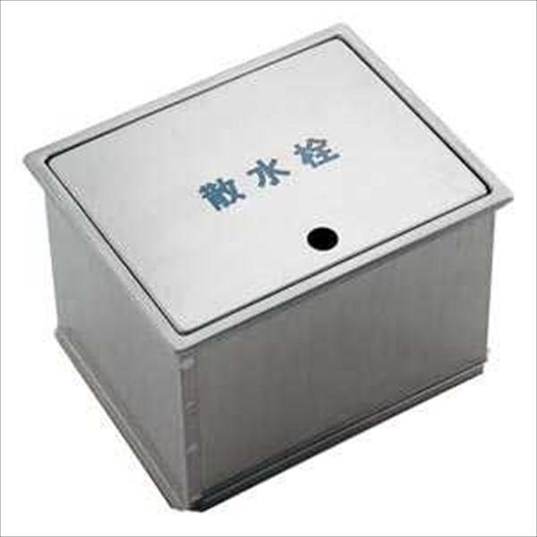 カクダイ 散水栓ボックス (フタ収納式) 626-135