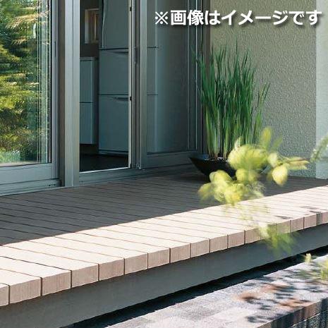タカショー エバーエコウッド2 グランデ デッキセット 1.5間×6尺 『施工・メンテナンス性が魅力!』 『ウッドデッキ 材料』