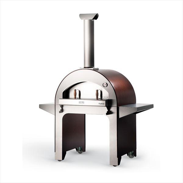 【 個人宅 配送不可 】オンリーワン ピザ窯 ALFA 4Pizze イタリア製 MD3-A4P 『屋外用ピザ釜 ピザ窯』