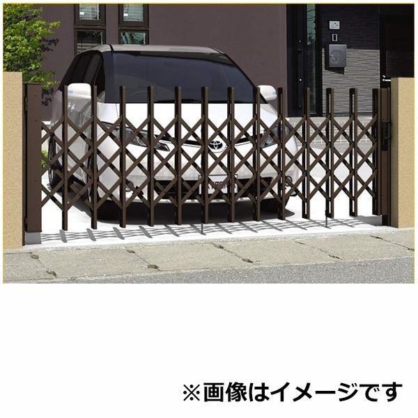 三協アルミ エアリーナ2 片開きセット ノンキャスター 標準柱 17S H:1410 形材仕様