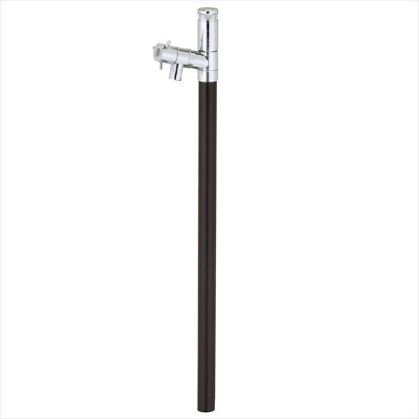 ユニソン エインスタンド 不凍栓 1口 L1000 『立水栓セット(蛇口付き)』 日本水道協会認定品 ブラウン