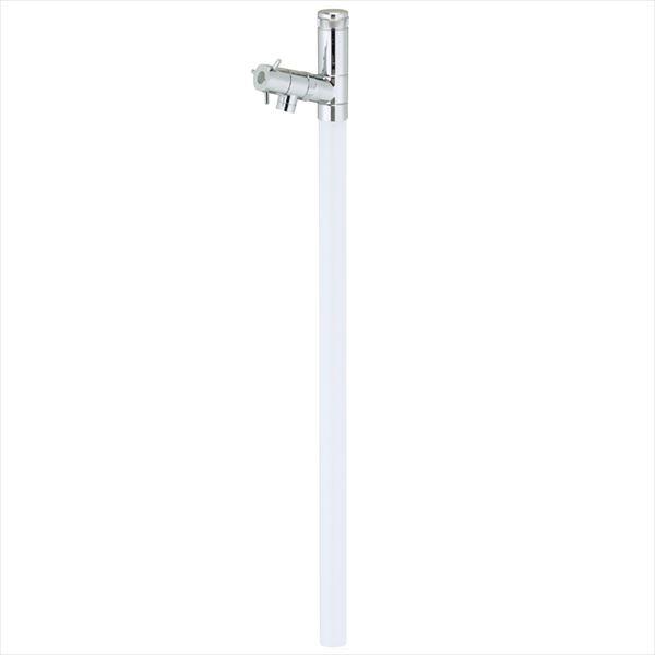 ユニソン エインスタンド 不凍栓 1口 L1000 『立水栓セット(蛇口付き)』 日本水道協会認定品 ホワイト