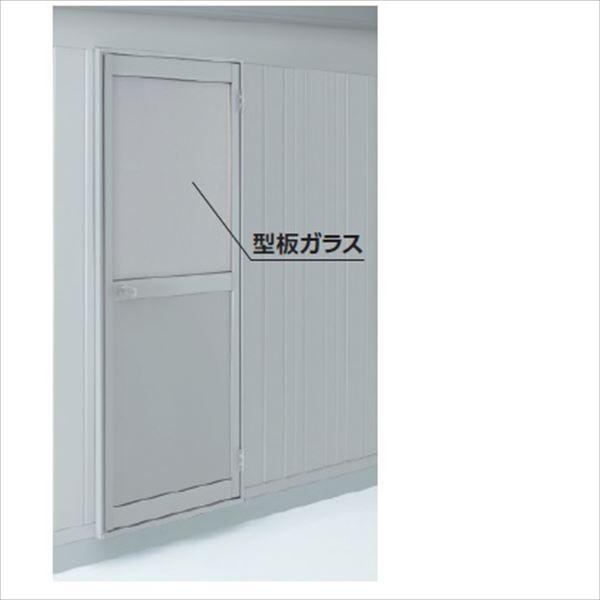 イナバ物置 オプション ガレーディア(GRN)用 框ドア(ドアクローザー付き) DNR-S 壁2枚分 スタンダード *本体同時注文価格