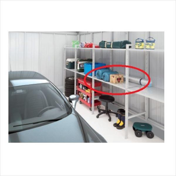 イナバ物置 オプション ガレーディア(GRN)用 ワイド棚板 G75 2枚1組 梱包番号 B9-7275