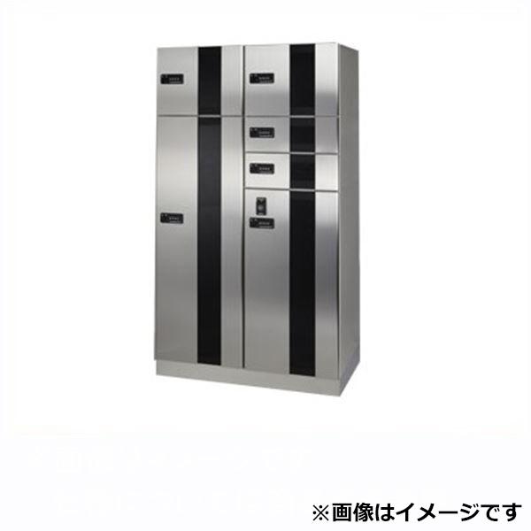田島メタルワーク マルチボックス MULTIBOX GXE ユニット組み合わせセット2 20~30世帯向/3列8BOX 『集合住宅用宅配ボックス マンション用』