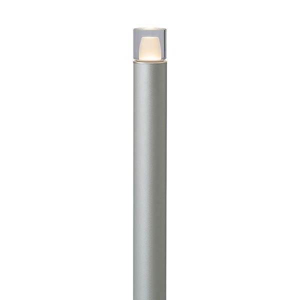 タカショー エバーアートポールライト 5型 100V 拡散光 ガラスブロック HFD-D63S #75109900 グリッターシルバー