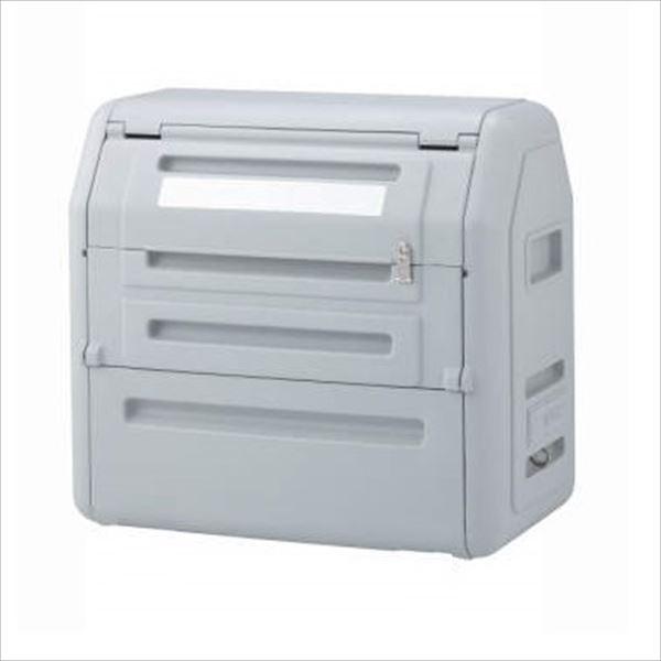 四国化成 ゴミストッカーEPシリーズ GSEPA65A-LG EP650 内容器なし アンカータイプ 『ゴミ収集庫』『ダストボックス ゴミステーション 屋外』『ゴミ袋(45L)集積目安 14袋、世帯数目安 7世帯』 内容器なし