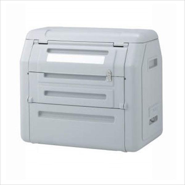 四国化成 ゴミストッカーEPシリーズ GSEPA100A-LG EP1000 内容器なし アンカータイプ 『ゴミ収集庫』『ダストボックス ゴミステーション 屋外』『ゴミ袋(45L)集積目安 22袋、世帯数目安 11世帯』 内容器なし
