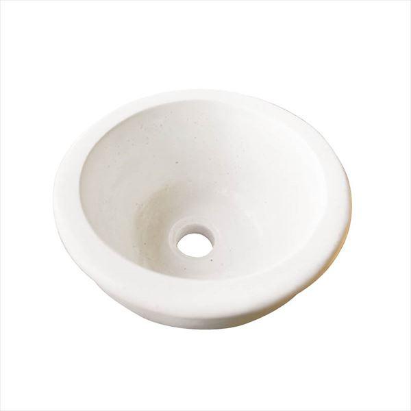 オンリーワン  テラゾー手洗鉢丸 φ290  JB4-30753   『水栓柱・立水栓 水受け 室内専用』