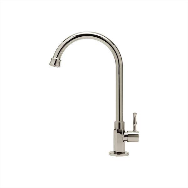 オンリーワン  アンティーク水栓 スワンキー  AE4-MA740PN   『水栓柱・立水栓 単水栓 室内専用』 Pニッケル