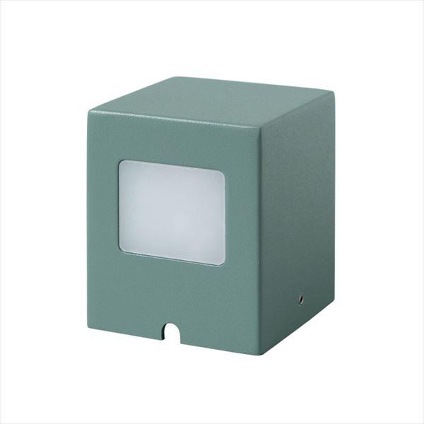 オンリーワン プリモ デュアルライト スクエアタイプ 1W  アースグリーン 1個  MY1-3102  『エクステリアライト 屋外照明』