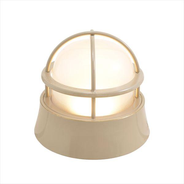 オンリーワン 真鍮製ガーデンライト BH1000 LOW くもりガラス(LED仕様)  アースグレイ GI1-750062  『エクステリアライト 屋外照明』