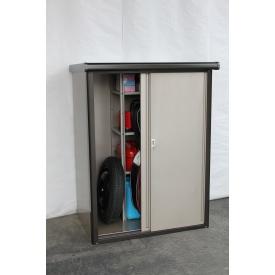 配送条件限定商品 ダイマツ DM物置 DM2-1675    『小型 物置 屋外 DIY向け』