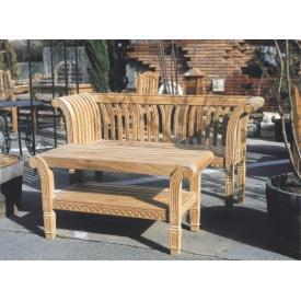 ジャービス商事 グランドテーブル 『ガーデンテーブル』 無塗装