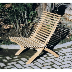 ジャービス商事 ハンディチェア 『ガーデンチェア』 無塗装