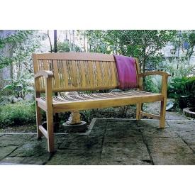 ジャービス商事 フィローベンチ 『ガーデンベンチ』 無塗装