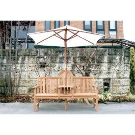 高品質の激安 ジャービス商事 アンブレアベンチ 『ガーデンベンチ』 無塗装, PARTICULIERE/Chardin e1b580c7