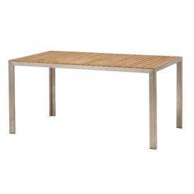 タカショー ライズ ダイニングテーブル TRD-155T #33879500 『ガーデンテーブル』 ブラウン