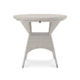 【激安大特価!】 ホワイト:エクステリアのキロ支店 TOEX メジャラタンA10 『ガーデンテーブル』 リクシル-エクステリア・ガーデンファニチャー