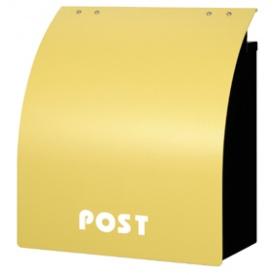 売り出し 送料無料 丸三タカギ 住宅スタイルとコーディネイトできる洗練されたデザイン ウィングポスト ※ラッピング ※ 壁付け スタンド取付タイプ 前入れ前取出し 郵便ポスト A-5
