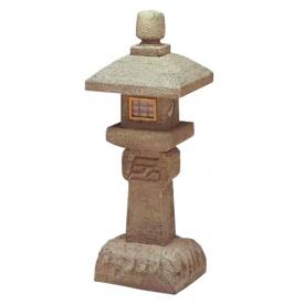 グローベン 織部燈籠台付 2.5尺