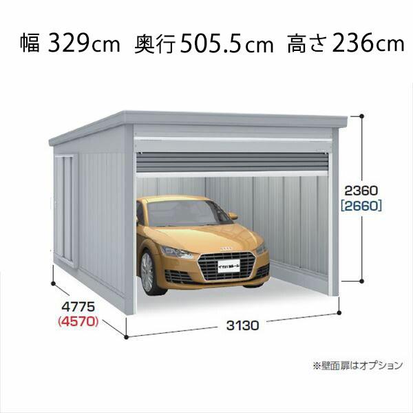『配送は関東・東海限定』 イナバ物置 ガレーディア GRN-3147S 一般型 『シャッター車庫 ガレージ』