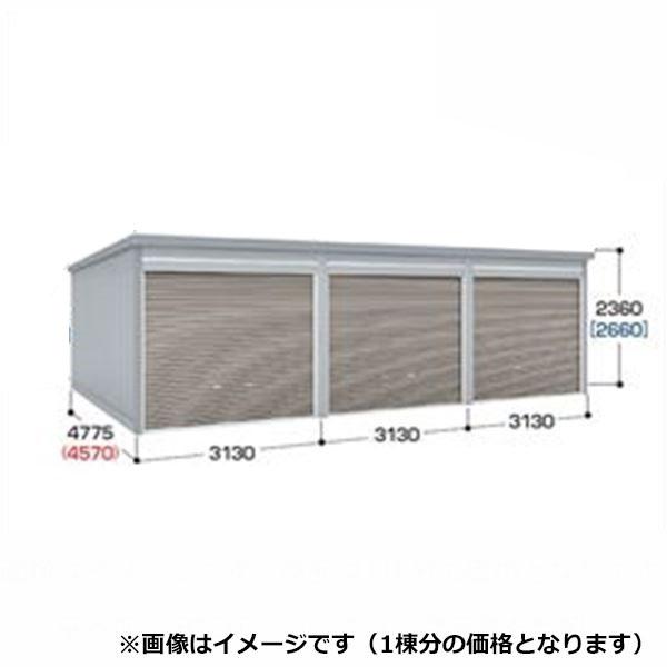 『配送は関東・東海限定』 イナバ物置 ガレーディア GRN-3147HL(基本棟) 豪雪地型 『シャッター車庫 ガレージ』