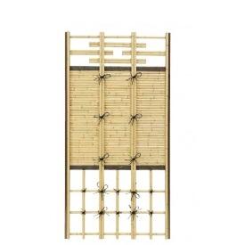 タカショー e-バンブーユニット こだわり竹アート竹垣 雲 H1800 パネル *柱は別売です 『竹垣フェンス 柵』 こだわり竹イエロー