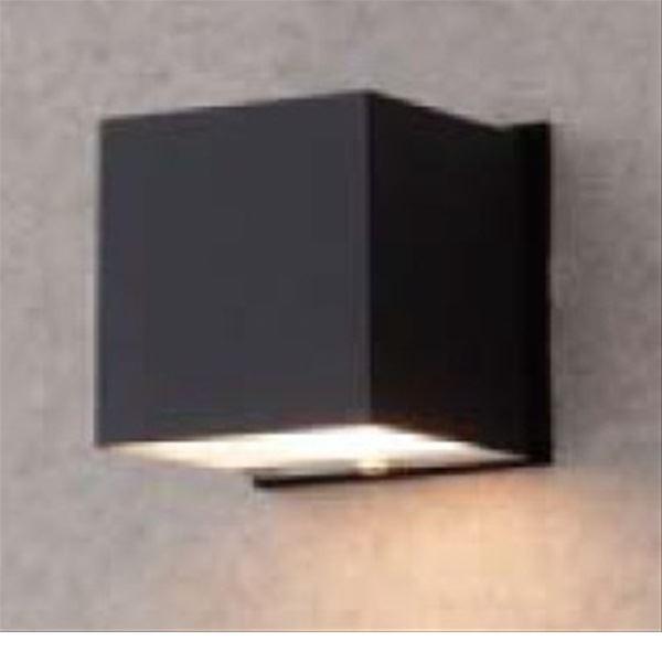 タカショー エクスレッズ ウォールライト4型 (LED色:電球色) 12V用 HBG-D01K #61122500 『ローボルトライト』 『エクステリア照明 ライト』 ブラック