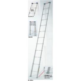 ピカコーポレイション 伸縮はしごスーパーラダー自在脚タイプ SL-600J