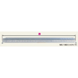 ピカコーポレイション ブリッジ バイク用(ツメタイプ) MC-180