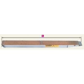 ピカコーポレイション ブリッジ 鉄シュー・ローラー専用 KB-360-24-3.0