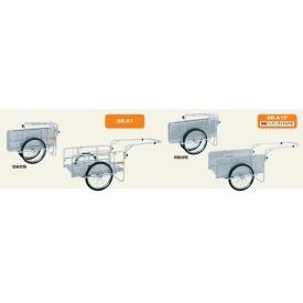 ピカコーポレイション 折りたたみ式リヤカーハンディキャンパー S8-A2P