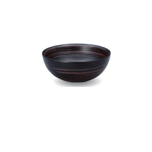 オンリーワン 信楽焼手洗い鉢Φ270 MZ4-1020WB  天目刷毛目