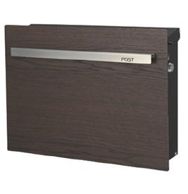 オンリーワン ノイエキューブ 木目タイプ (壁掛け仕様) GM1-E60-501 『郵便ポスト』 タモ