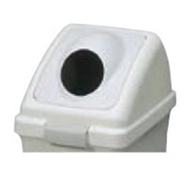 ヤマザキ リサイクルトラッシュECO-90 丸穴蓋のみ(3個セット)