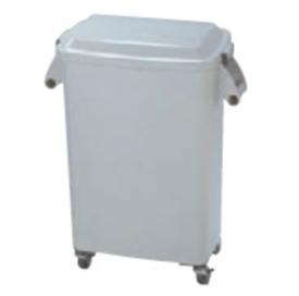 ミヅシマ工業 奉呈 業務用仕様で使い易さと高性能をもった厨房向けの樹脂屑入です 個人宅配送不可商品 グレー 厨房ペールCK-70 セール特価品