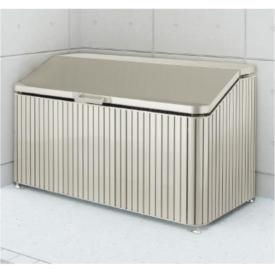 四国化成 ゴミストッカー DS1型(奥行700) GDS1-1811-07SC 『ゴミ袋(45L)集積目安 21袋、世帯数目安 10世帯』 『ゴミ収集庫』『ダストボックス ゴミステーション 屋外』