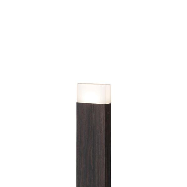 タカショー アートウッド スリムポールライト 6型 HBC-D18E 12V用 #72178800 『ローボルトライト』 『エクステリア照明 ライト』 ブラックエボニー