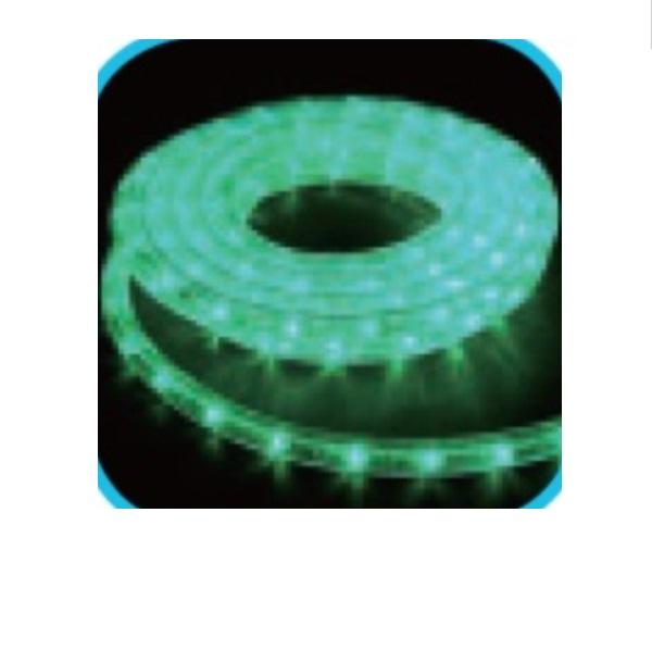 コロナ産業 LEDルミネチューブ/45mロール LED45G LED色:緑色 『イルミネーションライト』