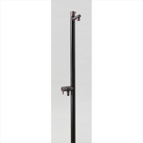 オンリーワン ジラーレW ブラックブロンズメッキ TK3-SAWBB 『水栓柱・立水栓セット(蛇口付き)』