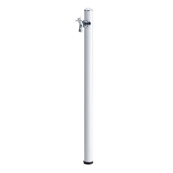 オンリーワン 水栓柱 コルム TC3-CM11-WH 『水栓柱・立水栓 蛇口は別売り』 ホワイト