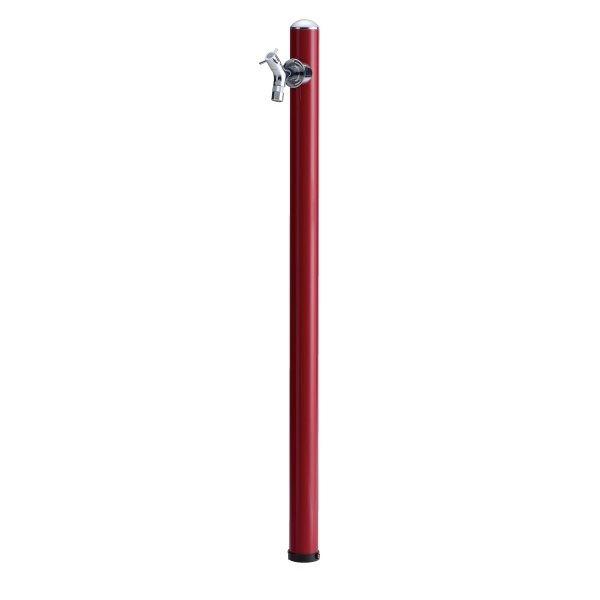 オンリーワン 水栓柱 コルム TC3-CM11-BK 『水栓柱・立水栓 蛇口は別売り』 レッド