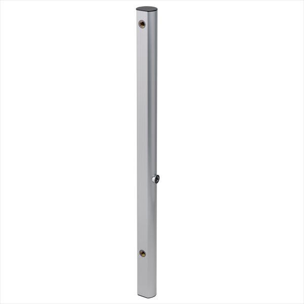 オンリーワン 二口水栓柱 1200 HV3-ALS120S 『水栓柱・立水栓 蛇口は別売り』 シルバー
