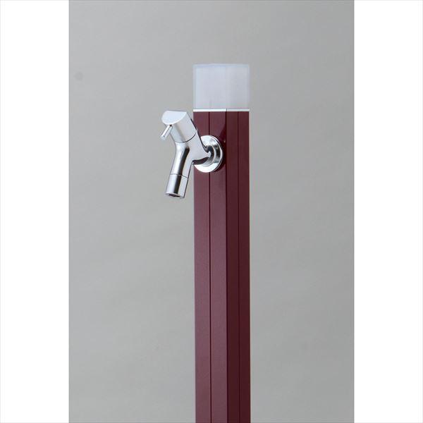 オンリーワン 不凍水栓柱 アイスルージュ 1.0m TK3-DKBD 『水栓柱・立水栓セット(蛇口付き)』 ボルドー