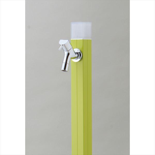 オンリーワン 不凍水栓柱 アイスルージュ 1.0m TK3-DKWA 『水栓柱・立水栓セット(蛇口付き)』 ワサビ
