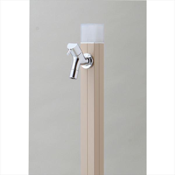 オンリーワン 不凍水栓柱 アイスルージュ 1.2m TK3-DK2BG 『水栓柱・立水栓セット(蛇口付き)』 ベージュ