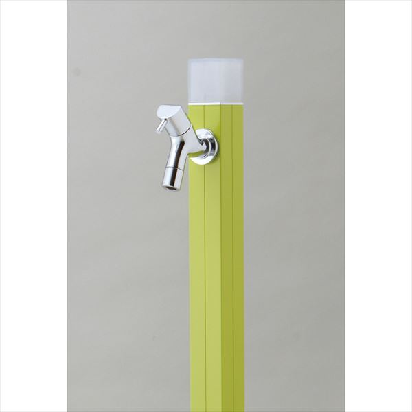 オンリーワン 不凍水栓柱 アイスルージュ 1.2m TK3-DK2WA 『水栓柱・立水栓セット(蛇口付き)』 ワサビ