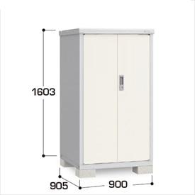 『配送は関東・東海限定』イナバ物置 BJX/アイビーストッカー BJX-099D 全面棚タイプ  『追加金額で工事も可能』 『屋外用ドア型収納庫 DIY向け 小型 物置』 FW(フレンドリーホワイト)