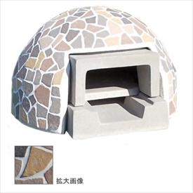 テック堂(マリーンテック) プチドーム 本体+カバーセット ナチュラル PDCN04 『屋外用ピザ釜 ピザ窯』